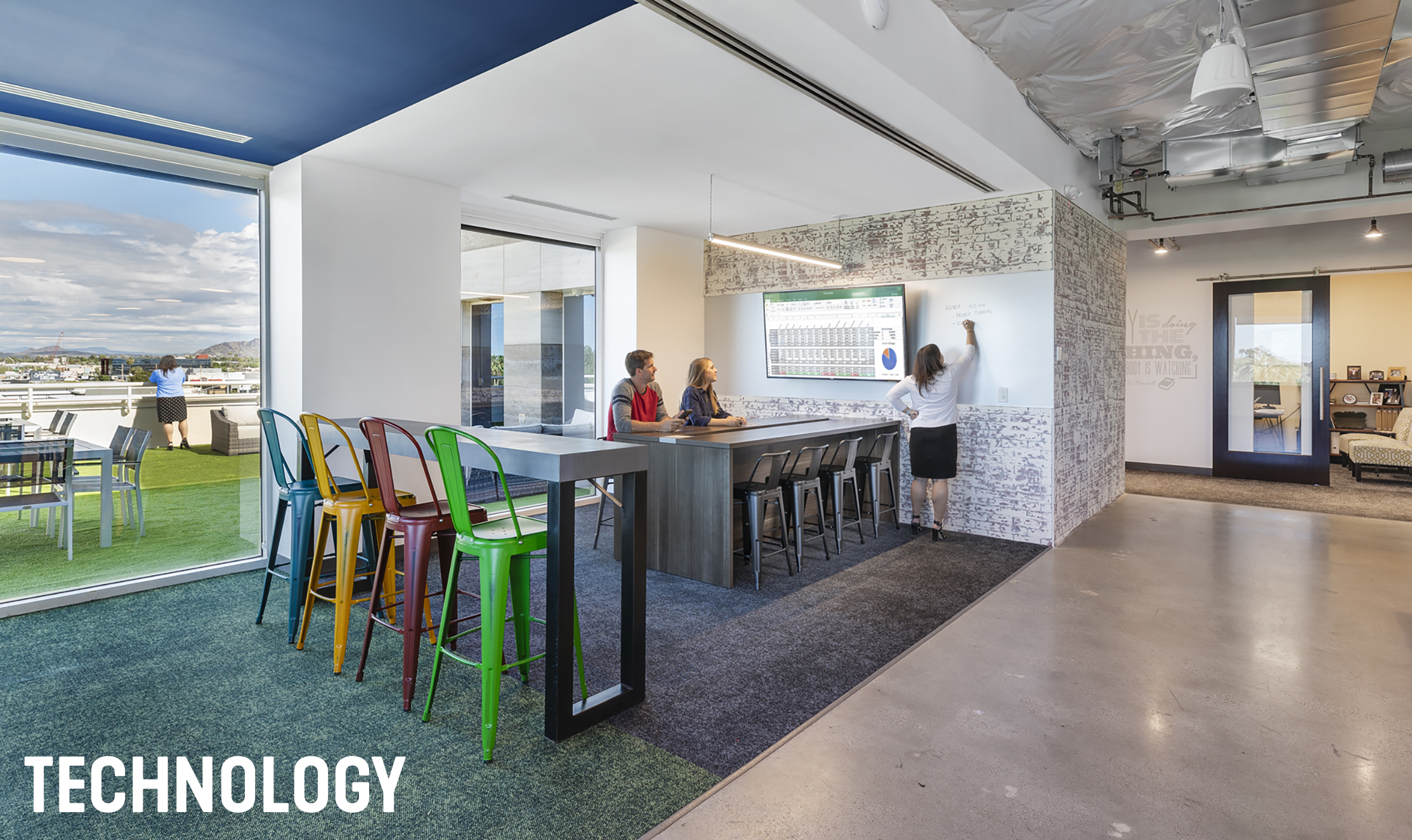 Redefining the High Performing Workplace Technology Office Design Strategy Lise Neman SmithGroup
