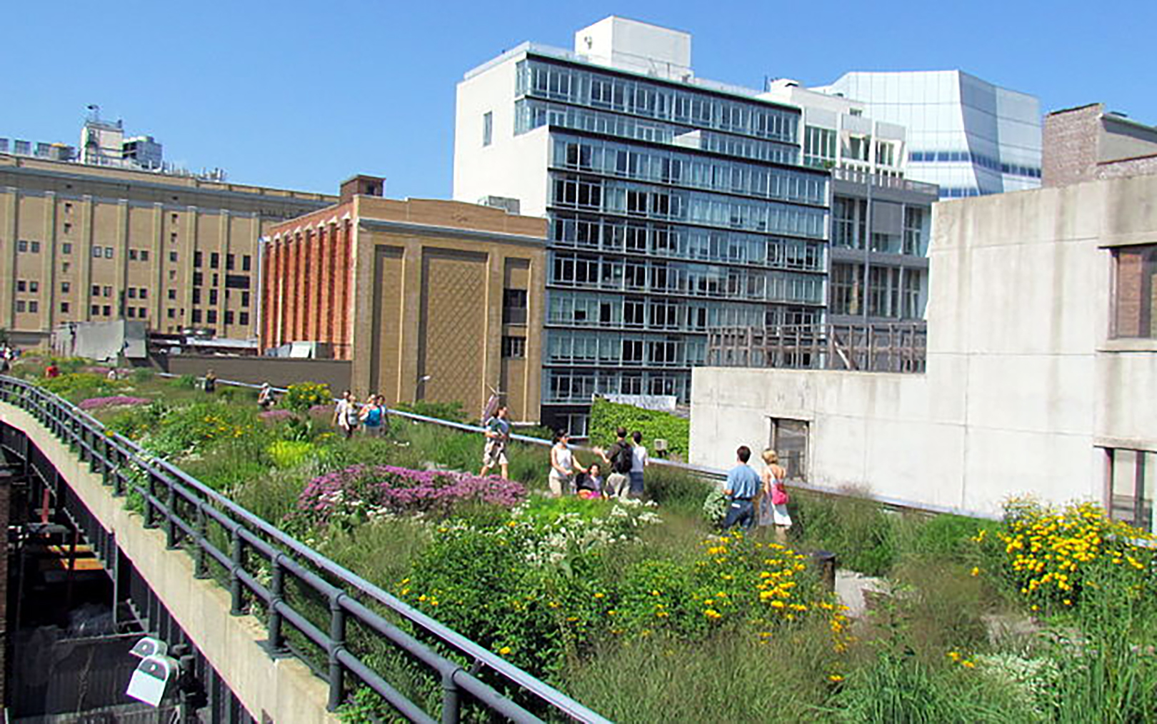 High Line Park by David Berkowitz CC BY 2.0