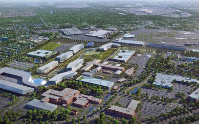 Ford Campus Plan Smithgroup