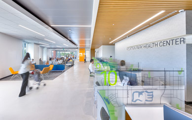 Mountain health Center SmithGroup