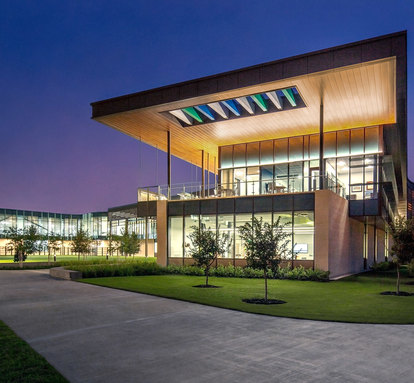 UHCL SmithGroup Higher Education Architecture