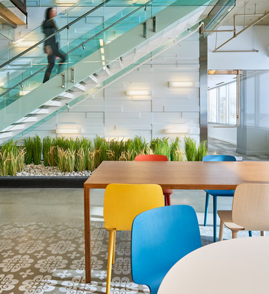 Microsoft Office Chevy Chase Workplace Design SmithGroup