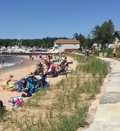 Sister Bay Beach Wisconsin SmithGroup