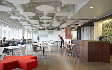 Advisory Board Company Austin Workplace Design Office SmithGroup