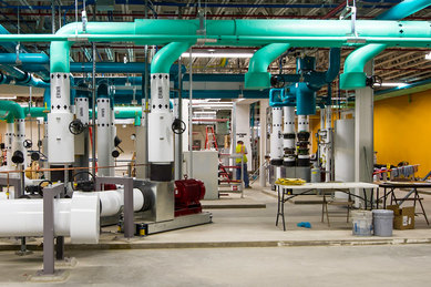 Waste Heat Recovery in Data Centers