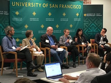 Autonomous Vehicles and the City USF Panel