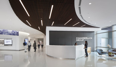 Chamberlain Group Headquarters
