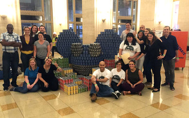 Chicago canstruction SmithGroup