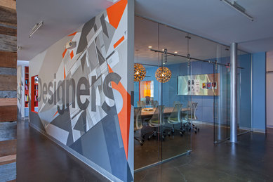 Visual Communication Company Offices