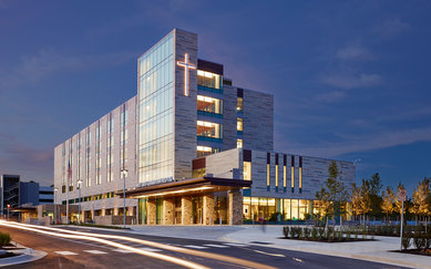 Holy Cross Germantown Hospital SmithGroup