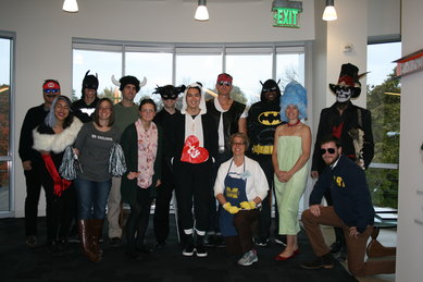 Halloween Ann Arbor SmithGroup