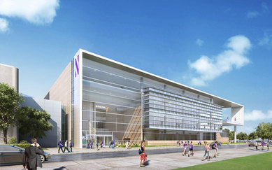 Northwestern Campus and Athletic Facility Design
