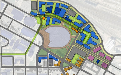 University of Minnesota Biosciences Discovery District Plan