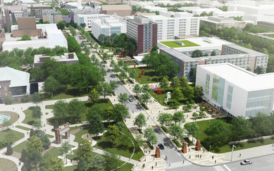 University of Illinois at Urbana-Champaign Master Plan SmithGroup