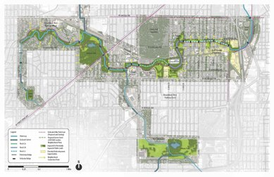 Kinnickinnic River Corridor Neighborhood Plan