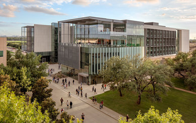 University of Texas at Dallas of Engineering SmithGroup