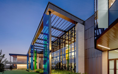 SmithGroup Clear Lake University Houston