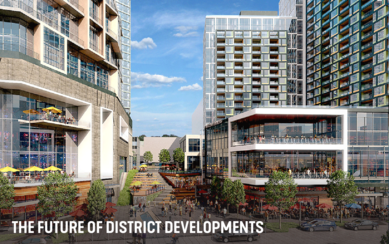 The Future of District Developments SmithGroup