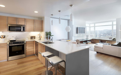 SOMA Grand Interior Kitchen San Francisco Mixed-Use AI