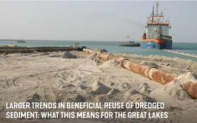 Larger Trends in Beneficial Reuse of Dredged Sediment
