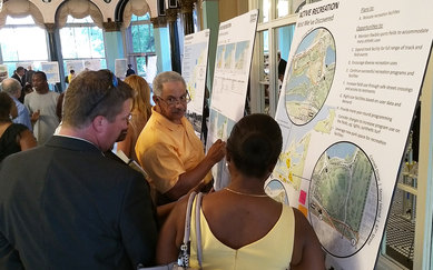 Chicago South Lakefront Plan Park District Lake Michigan Parks and Open Spaces Landscape Architecture Session SmithGroup