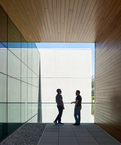 Porter Drive Stanford University Workplace Office Design Architecture Interior SmithGroup Palo Alto