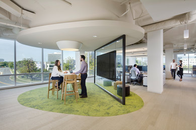 Redefining the High Performing Workplace Technology Office Design Strategy Lise Newman SmithGroup