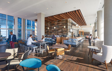 The Wharf Washington DC SmithGroup Mixed-Use Hospitality Architecture