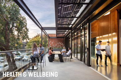 Health and Wellbeing Workplace Office Design Strategy Lise Neman SmithGroup