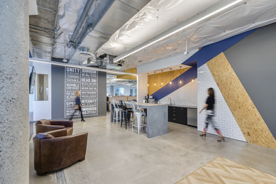 Redefining the High Performing Workplace Office Design Strategy Lise Neman SmithGroup