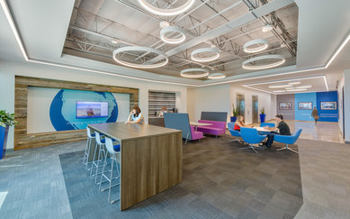 Flexibility and Adaptability for Call Centers Nationwide Workplace Office Design Mark Adams