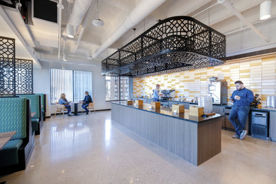Is Celebrating Brand & Culture Enough Workplace Office Design Kendra Kettelhut SmithGroup