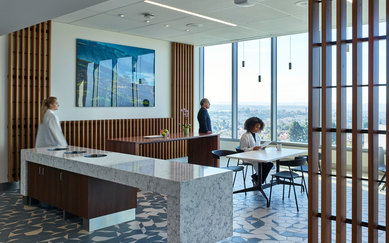 Sharp Healthcare Ocean View Tower Healthcare Architecture Hospital Interior San Diego SmithGroup