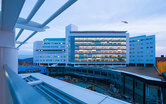SmithGroupJJR-designed University of Virginia Medical Center patient tower expansion project receives national honors