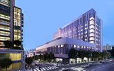 California Pacific Medical Center Van Ness Campus Rendering