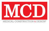 Medical Design & Construction magazine logo