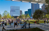 Sammons Park at AT&T Performing Arts Center SmithGroup