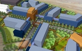 University of Minnesota Biosciences Discovery District Plan 3