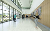 San Diego County Sheriff's Crime Lab Lobby | SmithGroup