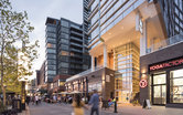 SmithGroup, The Wharf, hospitality design, workplace, mixed-use