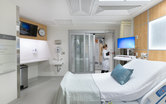 Patient Smart Room at Brigham and Women's Thumbnail SmithGroup