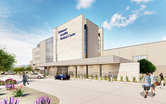 Banner Health Ocotillo Medical Center Rendering SmithGroup