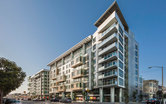 Mosso Apartments Exterior Mixed-Use Architecture San Francisco SmithGroup AI