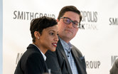 Metropolis Magazine Think Tank Chicago REINVENTING AND CREATING COMMUNITIES: THE URBAN DILEMMA SmithGroup