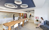 Chasing Productivity and Innovation Workplace Office Design Kendra Kettelhut SmithGroup