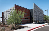 Salt River Pima Maricopa Indian Community Data Center exterior architecture Science and technology SmithGroup Scottsdale Phoenix Arizona