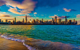 Chicago Lake Michigan Shoreline 2