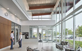 Johnson County Medical Examiner's Office Lobby | SmithGroup