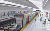 HCD Breaking Through Fare2Care Station Rendering - SmithGroup