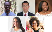2021 EDI scholarship winners